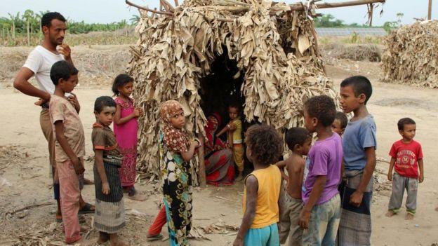 Malaayiin qof oo ku nool dalka Yemen ayaa qarka u saaran in macluul ay wajahaan