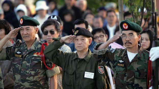 Chính phủ Trump đang quay lưng lại với những người phải chạy trốn khỏi Việt Nam, nhiều người từng chiến đấu bên cạnh người lính Mỹ?