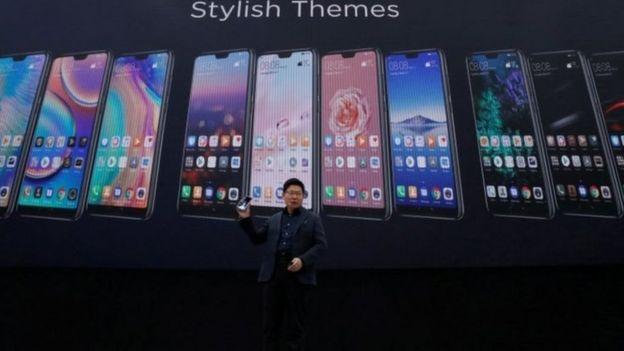 Huawei hiện là hãng sản xuất điện thoại lớn thứ 2 thế giới, sau Samsung