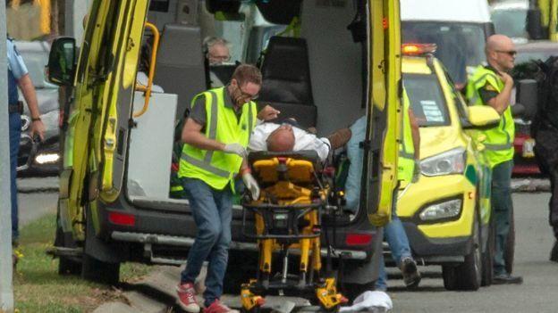 حمله به مساجد در کرایست چرچ