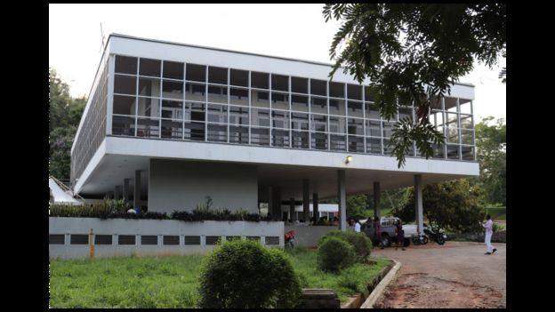 Univerzitetski kompleks KNUST, Gana