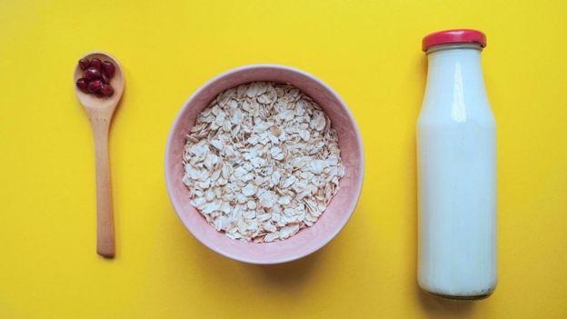 süt ve gevrek