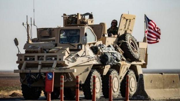 نیروهای آمریکایی هنوز در بخش هایی از شمال سوریه حضور دارند
