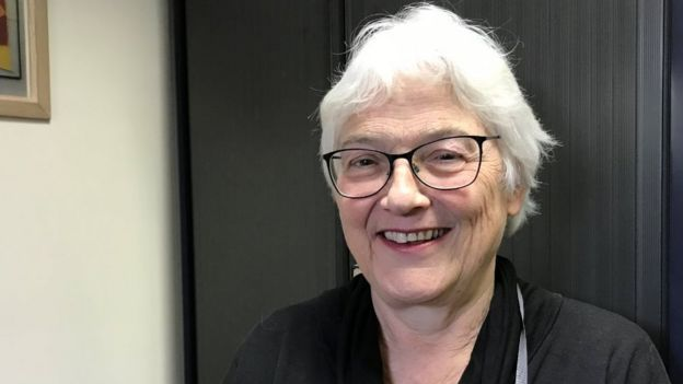 Profesora Janet Treasure.