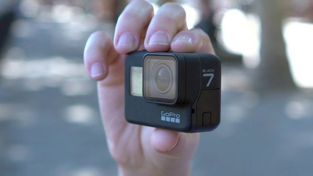 GoPro Hero 7 camera films smooth videos without gimbal - BBC
