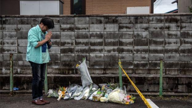 Homenaje a las víctimas del incendio en KyoAni