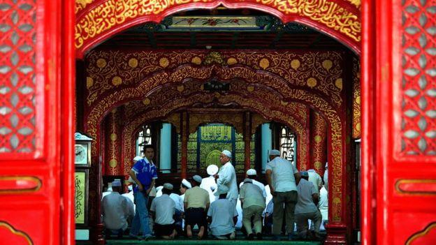 مسلمانان پکن