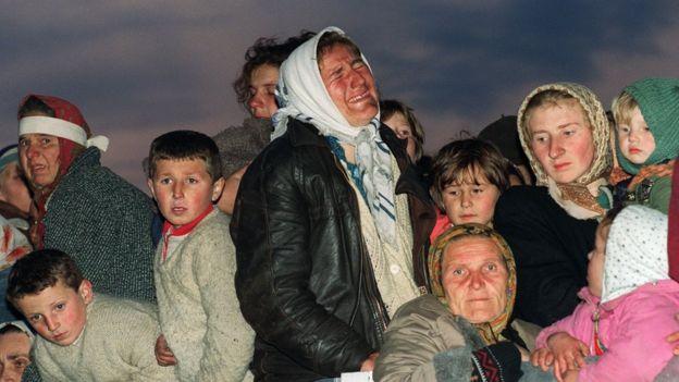 Bosnalı kadınlar