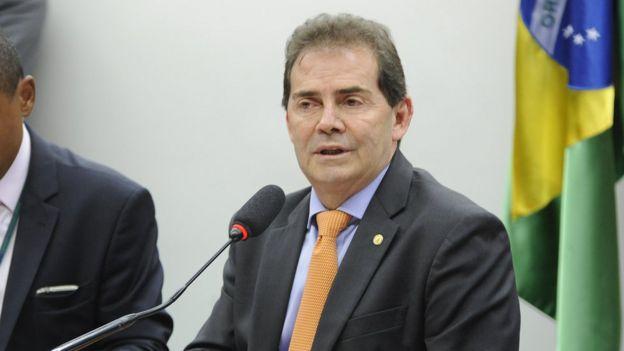 Deputado Paulo Pereira da Silva