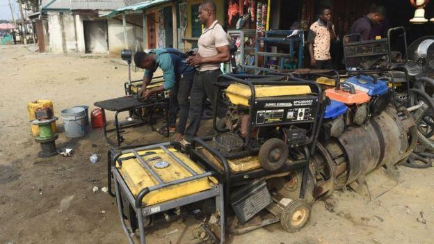 generator mechanic dey repair generators wey spoil