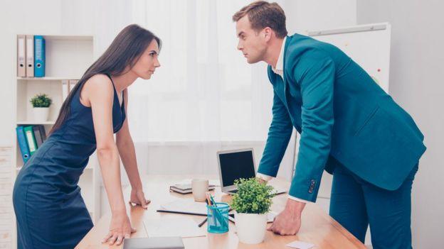 El exceso de competitividad puede llevar a la ruptura de los equipos de trabajo.