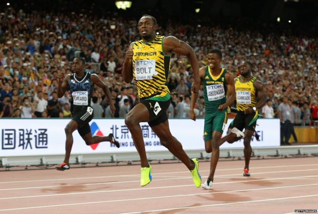 Image result for usain bolt running