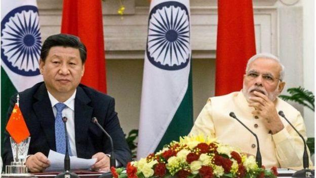 चीन र भारतबीचको सम्बन्ध अहिले केही सहज देखिएको छ