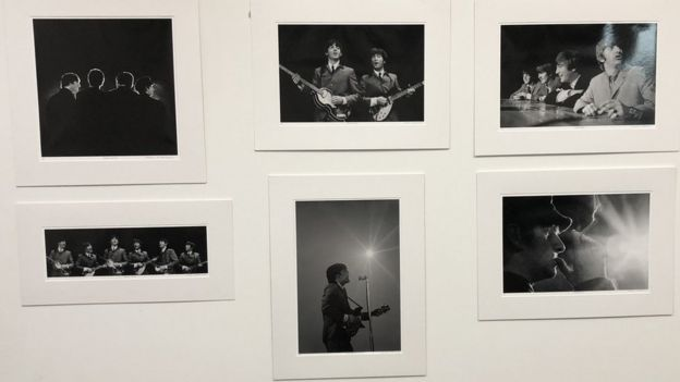 Photographs of The Beatles