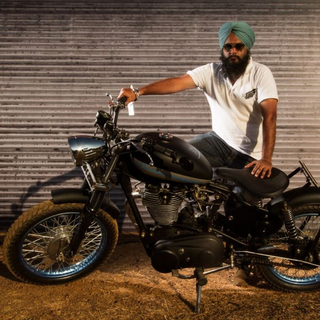 Image Caption Royal Enfield Is The Most Popular Bike In India While Its Comparatively Lower Price May Be A Contributing Factor Old World Charm Of