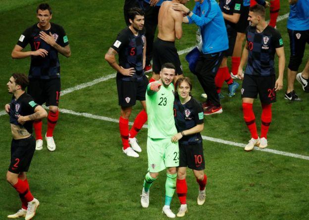Croatas celebran