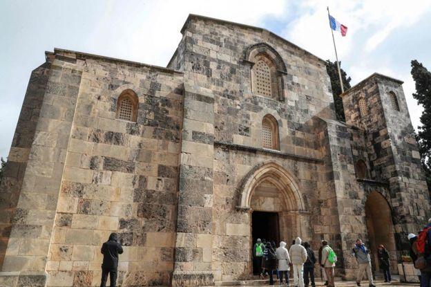 Kościół św. Anny na Starym Mieście w Jerozolimie