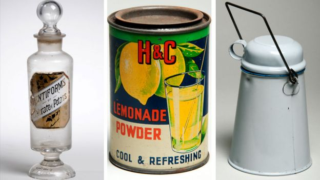 Цукерки, які могли вибухнути, лимонадний порошок та емальований глечик