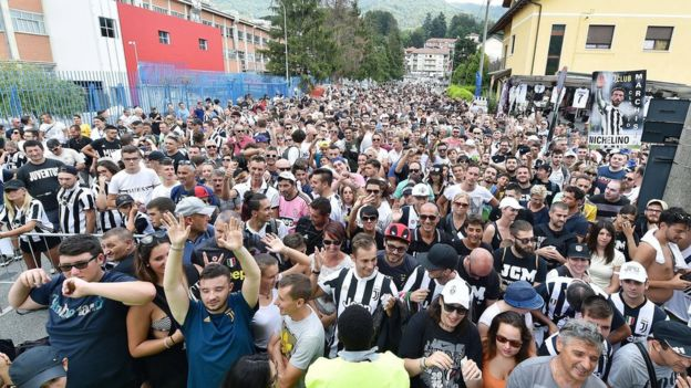 Aficionaos de la Juventus