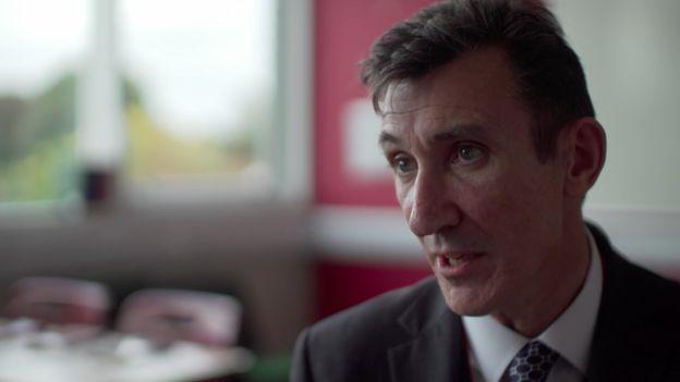 Richard Sheriff executive head of 13 schools