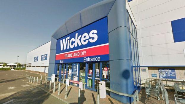 6db6291072f DIY retailer Wickes to axe third of head office jobs - BBC News