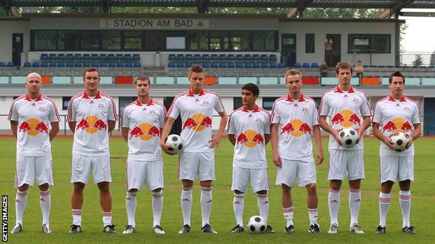 Rb Leipzig How Did Red Bull Build A Champions League Side From Scratch Bbc Sport
