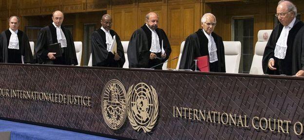 Jueces de La Haya