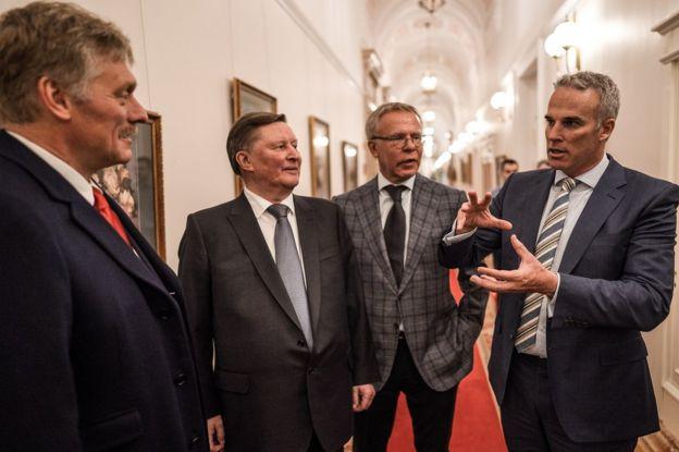 Пью, Фетисов, Иванов и Песков