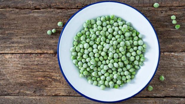 Сегодня овощи и фрукты замораживаются почти сразу после того, как собраны