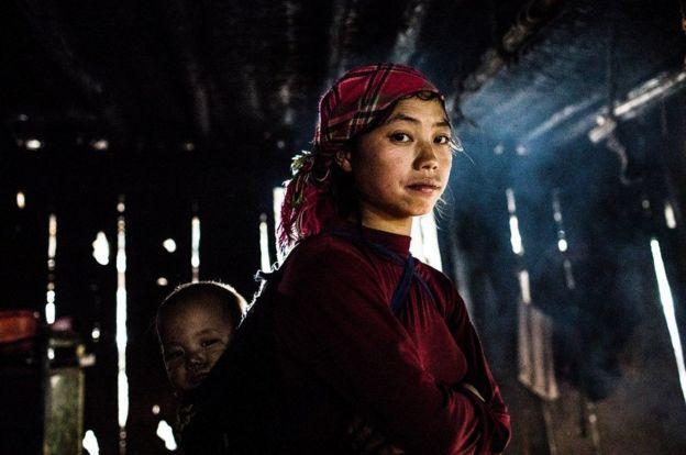 trẻ em gái, buôn người, Việt Nam, Trung Quốc