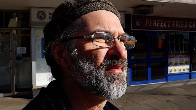 Mark Straw