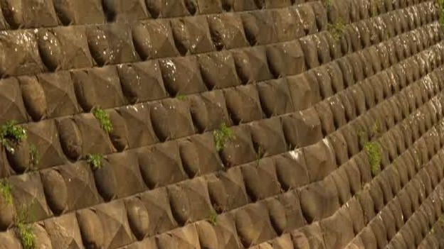 Muro de la fortaleza