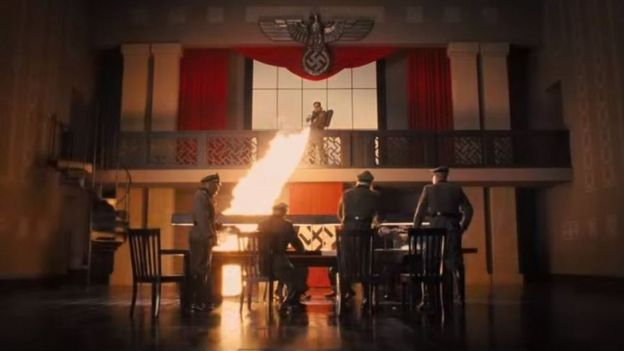 DiCaprio Nazis