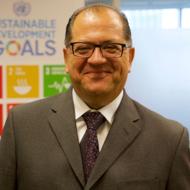 Luis Felipe López-Calva, director regional del PNUD para América Latina y el Caribe