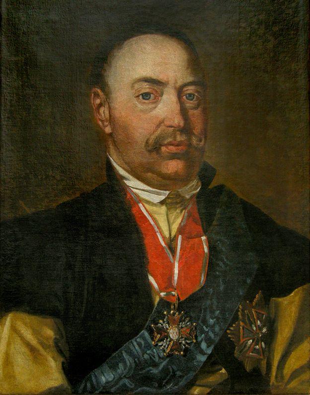 Портрет Яна Стецького