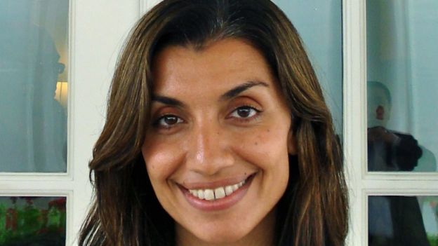 Shamila Chaudhary- portrait