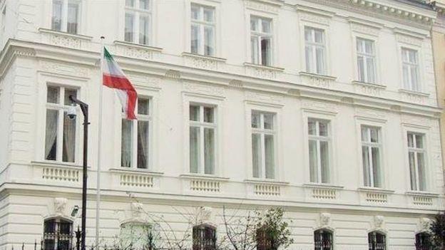 سفارتخانه ایران در وین