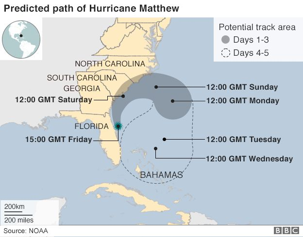 Hurricane Matthew Haiti South 90 Destroyed Bbc News