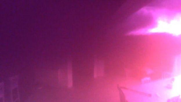 Still from security camera video
