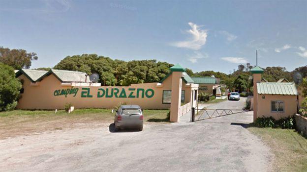 Camping El Durazno.