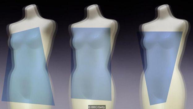 Ilustração de corpos de mulher