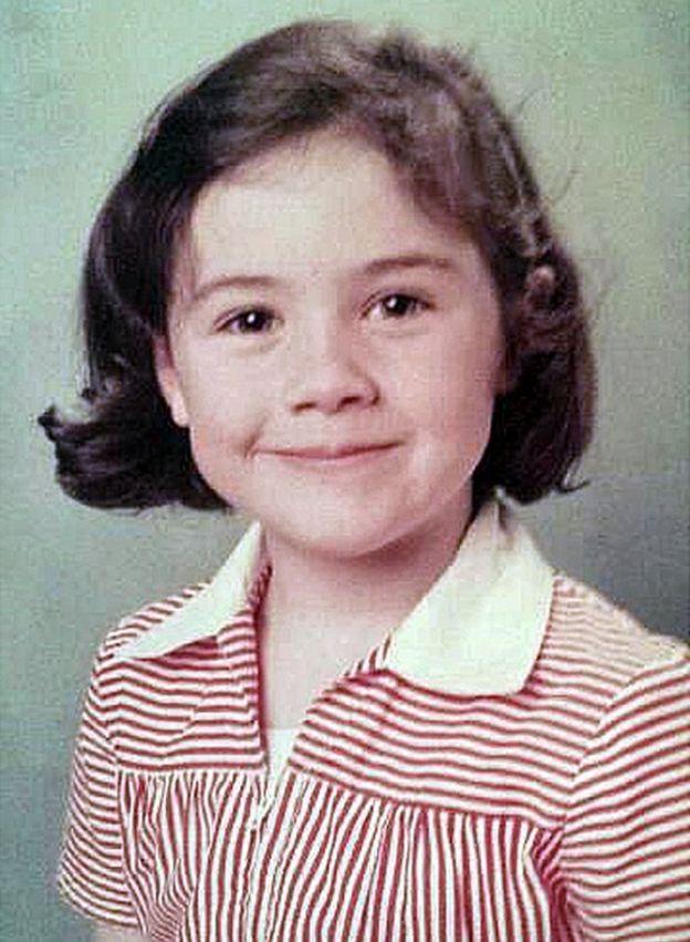Sarah Thomas, pictured in 1984