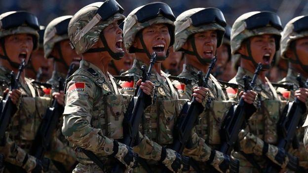 militer Cina