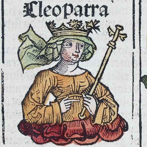 Ilustración de la Crónica de Núremberg
