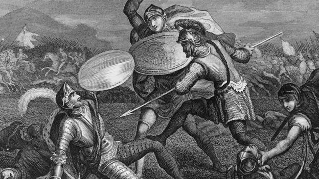 Death of Richard III