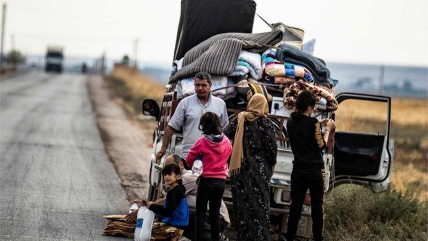 Kurdish Migration