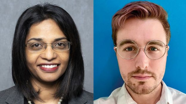 Dr Kathreena Kurian and Dr Joseph Hartland will lead the anti-racism taskforce at the university.