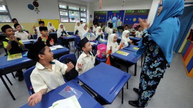ชั้นเรียนในสิงคโปร์