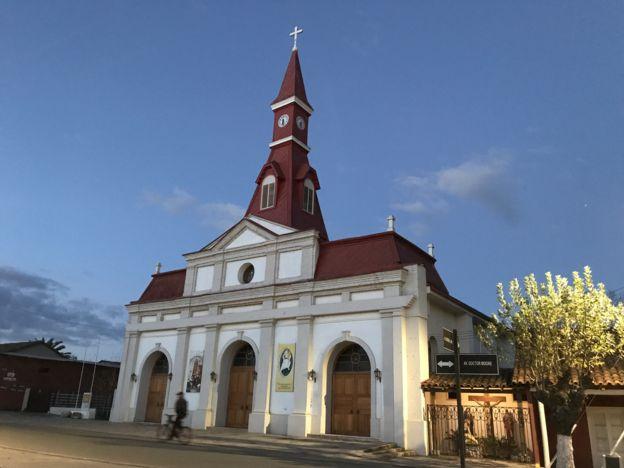 Iglesia de Paredones