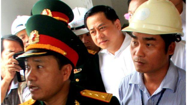 Ông Phan Văn Anh Vũ (tức Vũ Nhôm)